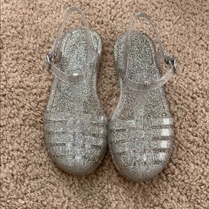 Old Navy Girls Jellies Size 12